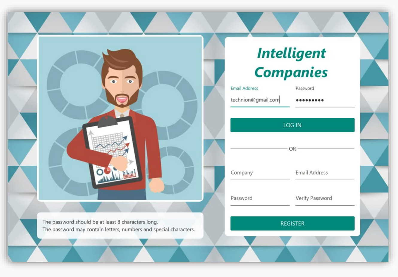 Picture of Intelligent Companies Project